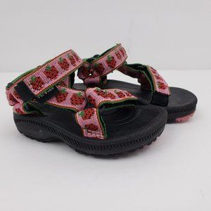 Teva 6243 Baby Infant Size 2&3 Hurricane Sandals